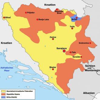 Bild zu:Blick von draußen – die aktuelle Flüchtlingssituation in Bosnien und Herzegowina