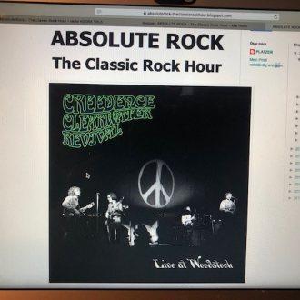 Bild zu:545 - Live Special 50 YEARS OF WOOOSTOCK - CCR Live