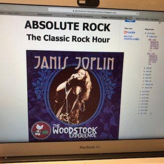 Bild zu:546 - Live Special 50 YEARS OF WOODSTOCK - JANIS JOPLIN Live
