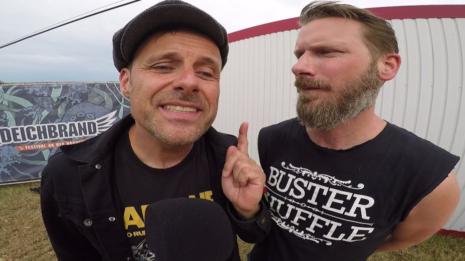 Die DONOTS im Interview bei For Those About To Rock Sonntag (25.08.), 20:06 Uhr