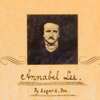 Bild zu:Edgar Allan Poe: Annabel Lee