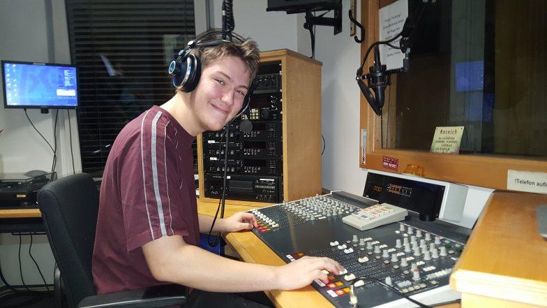 Šolska soba I Das Schülerinnen- und Schülerradio