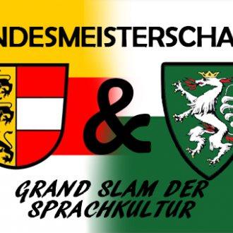 Bild zu:Poetry-Slam-Landesmeisterschaften 2019 in Kärnten