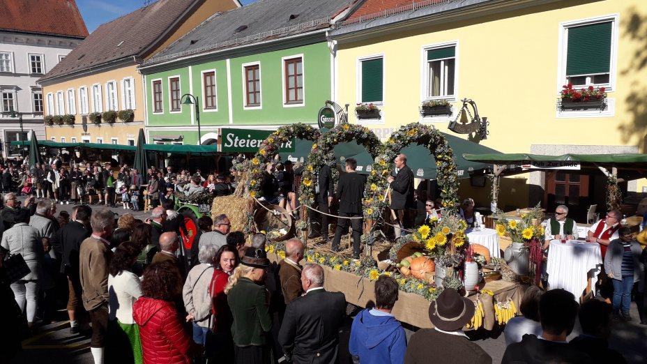 22. Weinlesefest Eibiswald I Festival trgatve Ivnik
