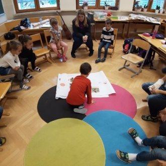 Bild zu:Kinder- und Jugenduniversität an der Fachhochschule Kärnten