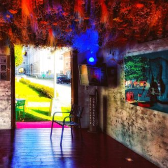 Bild zu:Begegnungen in der Künstlerstadt Gmünd
