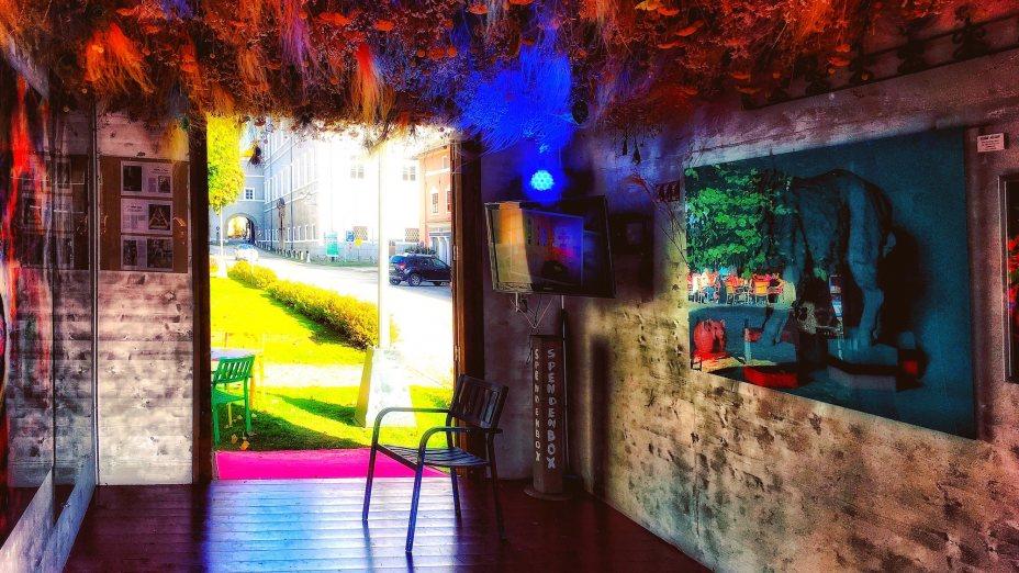 Begegnungen in der Künstlerstadt Gmünd