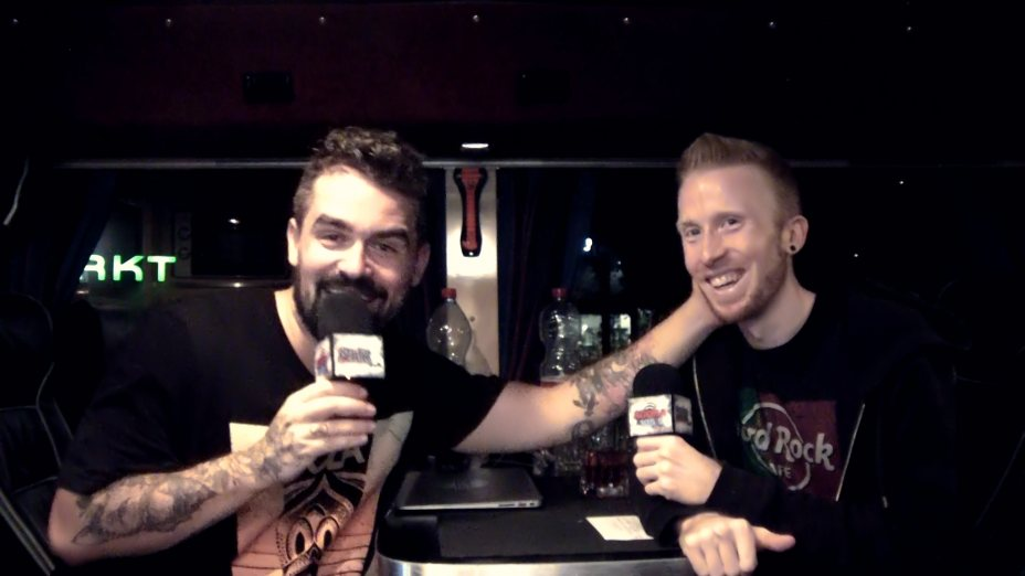 Mirza Radonjica from Siamese interviewed by Aaron Olsacher from For Those About To Rock (2019)