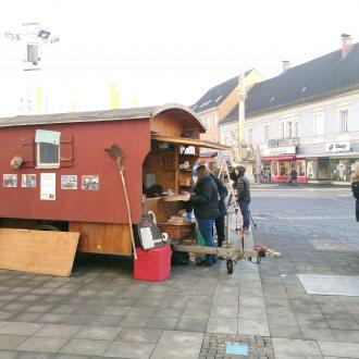 Bild zu:Wander-Schäferwagen v Lipnici I in Leibnitz