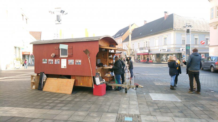 Wander-Schäferwagen v Lipnici I in Leibnitz
