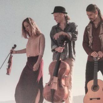Bild zu: Wild Strings Trio: Bendjistan