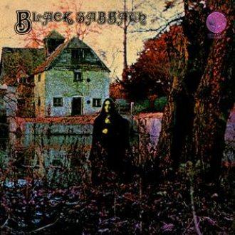 Bild zu:573 - Nr. 573 – Great Albums of 1970: BLACK SABBATH-Black Sabbath