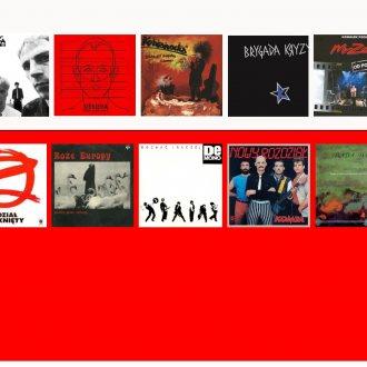 Bild zu:Biseri 80. let - alter rock, novi val (II)   Perlen der 80er Jahre - Alter Rock, New Wave (II)