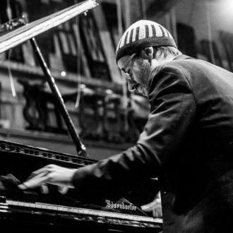 Bild zu:Jazz pianist David Helbock