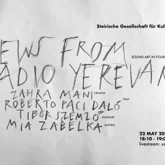 Bild zu:**AGORA_live** News from Radio Yerevan