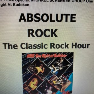 Bild zu:Nr. 591: Live Special: MICHAEL SCHENKER GROUP – One Night At Budokan