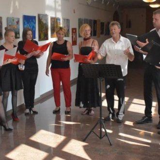 Bild zu:Likovni in literarni natečaj – Skupaj zmoremo - Kunst- und Literaturwettbewerb - Zusammen können wir