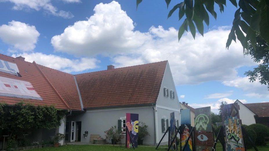 **AGORA_live** končno spet Pavlova hiša I endlich wieder Pavelhaus!