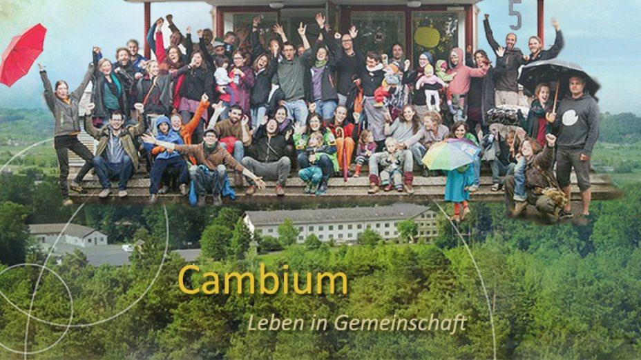 """""""Cambium-Leben in Gemeinschaft"""" zu Gast in Downtown Bad Radkersburg"""