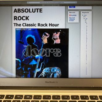 Bild zu:596 - Great Album of 1970 - Live Special: THE DOORS - Absolutely Live