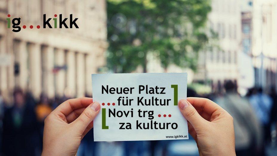 **AGORA_live** Neuer Platz für Kultur I Novi trg za kulturo