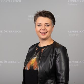 Olga Voglauer © Parlamentsdirektion/PHOTO SIMONIS