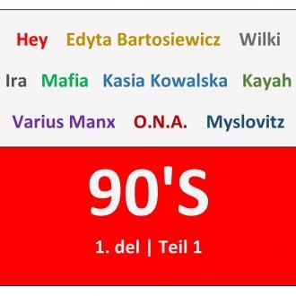 Bild zu:90's | Devetdeseta | Die 90er