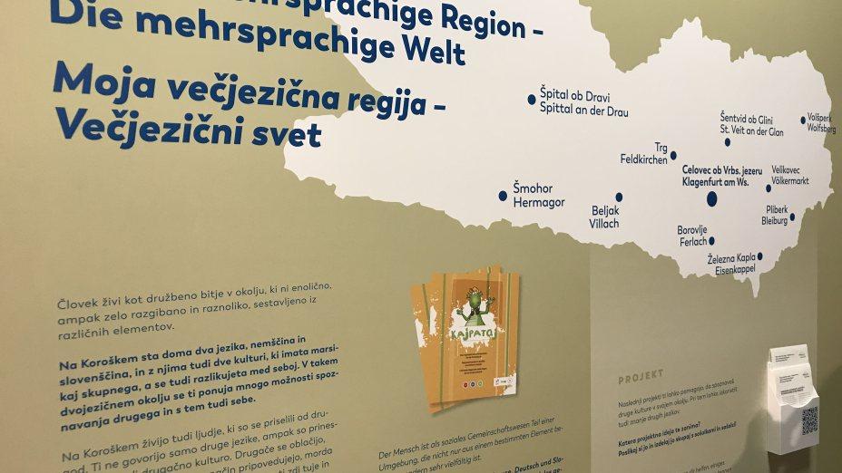 Jezikovni mostovi I Sprachbrücken