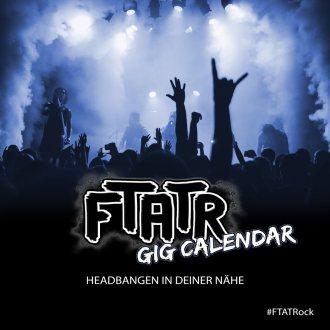 Der For Those About To Rock - Gig Calendar   Die besten Metal- und Rockkonzerte in Österreich