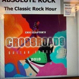 Bild zu:Nr. 614 – Live Special: ERIC CLAPTON´S CROSSROADS GUITAR FESTIVAL 2019