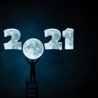 Bild zu:Novo leto kot simbol upanja