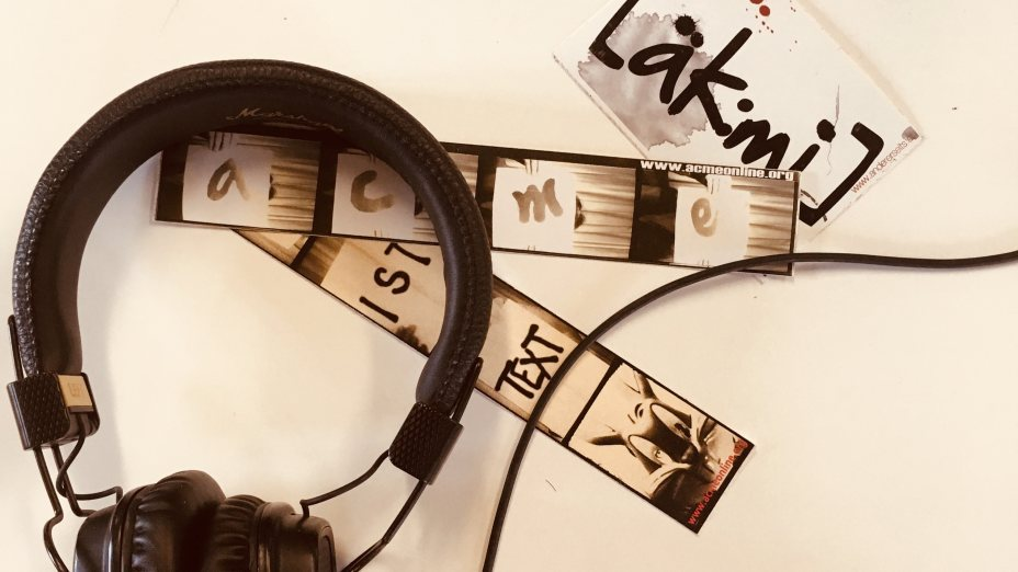 """a.c.m.e_Radiolab_10Jan """"From kukukk with Love"""""""