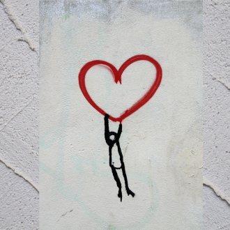 "Bild zu:'Brez ljubezni mi živeti ni' I ""Ich kann nicht ohne Liebe leben"""