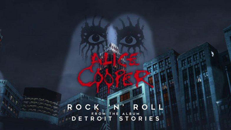 Bild zu: Nr. 627 – ALICE COOPER Detroit Stories (2021)