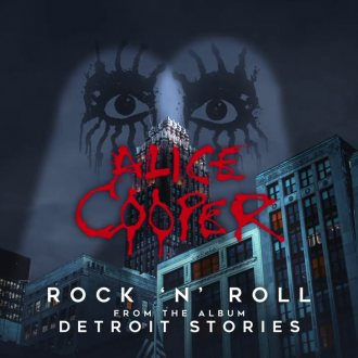 Bild zu:Nr. 627 – ALICE COOPER Detroit Stories (2021)