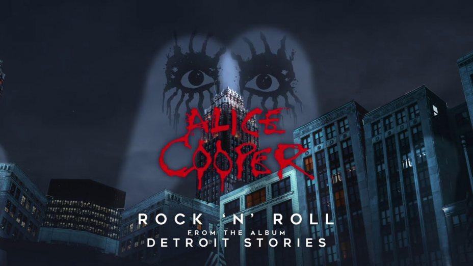 Nr. 627 – ALICE COOPER Detroit Stories (2021)