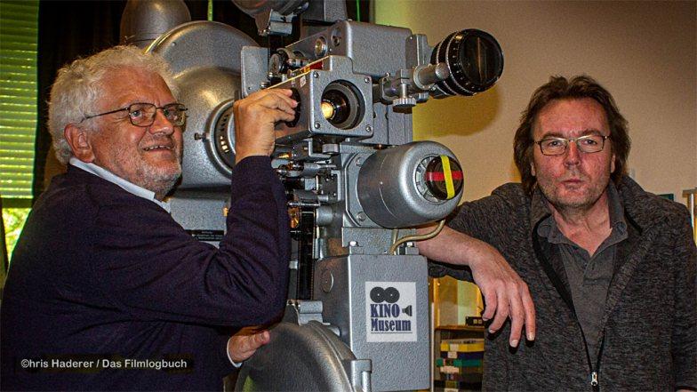 Klaus Pertl & Chris Haderer auf der Suche nach neuen Geschichten