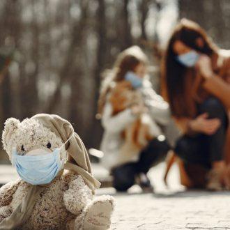 Bild zu:Kaj pa duševno zdravje otrok?