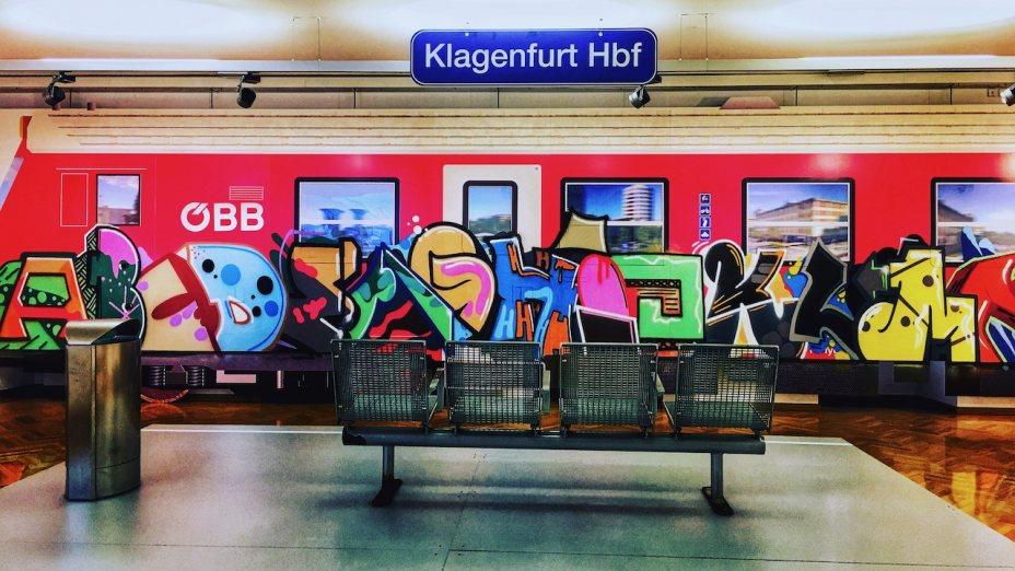 UMLACKIERT – Graffiti-Kunst in Kärnten