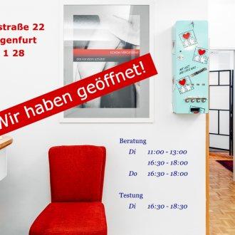 Bild zu:Aidshilfe Kärnten