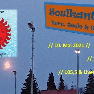 Bild zu:Soulkantine heute Abend um 22:00 Uhr