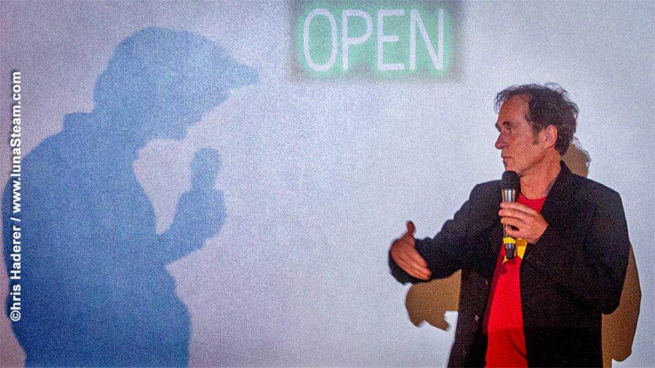 K3 Film Festival eröffnete mit Hubert Saupers EPICENTRO - Foto: Chris Haderer