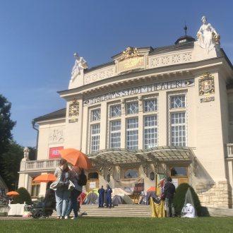 """Der Verein Kärnten andas organisierte die Veranstaltung """"Weltflüchtlingstag 2021 - Wochenende für Moria"""" in Klagenfurt"""