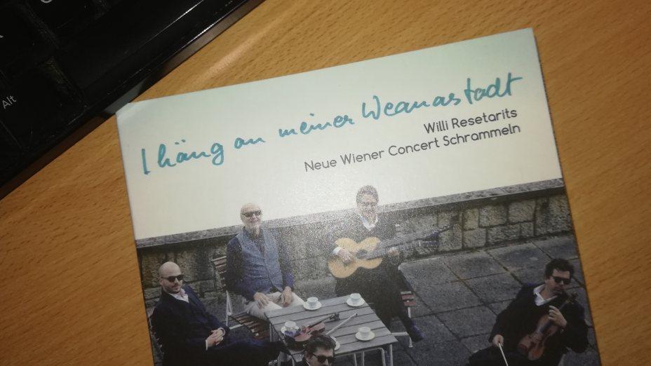 Willi Resetarits & Neue Wiener Concert Schrammeln: I häng an meiner Weanastadt