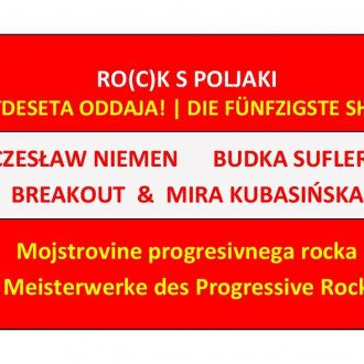 Bild zu:Mojstrovine progresivnega rocka | Meisterwerke des Progressive Rock