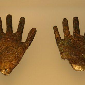 Bild zu:Hände, Hämmer, Hallstattmenschen | Roke, kladiva, halštatski ljudje