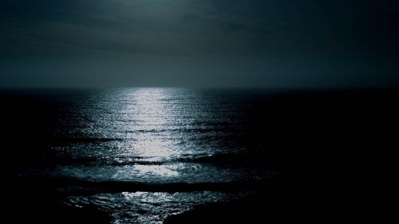 SLOW LIGHT seeking darkness