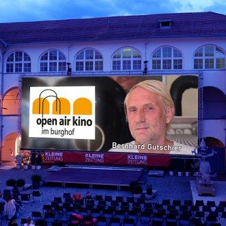 Open-Air-Kino im Burghof ab 17.Juli 2021