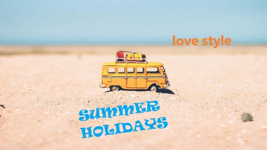 love:style Summer Holidays