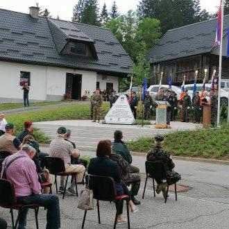 Bild zu:Park spominov in miru I Park der Erinnerungen und des Friedens